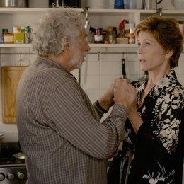 Und wenn wir alle zusammenziehen? / Pierre Richard / Jane Fonda Poster