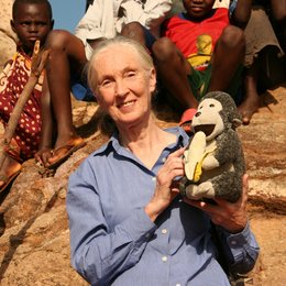 Jane's Journey - Die Lebensreise der Jane Goodall / Jane Goodall Poster