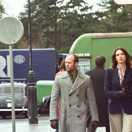 Bank Job / Jason Statham / Saffron Burrows Poster