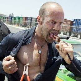 Crank 2: High Voltage / Jason Statham Poster