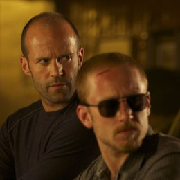 Mechanic, The / Jason Statham / Ben Foster Poster