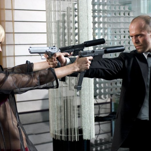 Transporter - The Mission / Katie Nauta / Jason Statham Poster