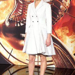 Die Tribute von Panem - Catching Fire / Filmpremiere / Jennifer Lawrence Poster