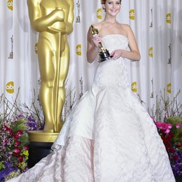 Jennifer Lawrence / 85th Academy Awards 2013 / Oscar 2013 Poster