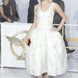 "Lawrence, Jennifer / Premiere ""Die Tribute von Panem - Mockingjay, Teil 1"", Los Angeles Poster"