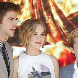 Liam Hemsworth / Jennifer Lawrence / Josh Hutcherson / 67. Internationale Filmfestspiele von Cannes 2014 Poster