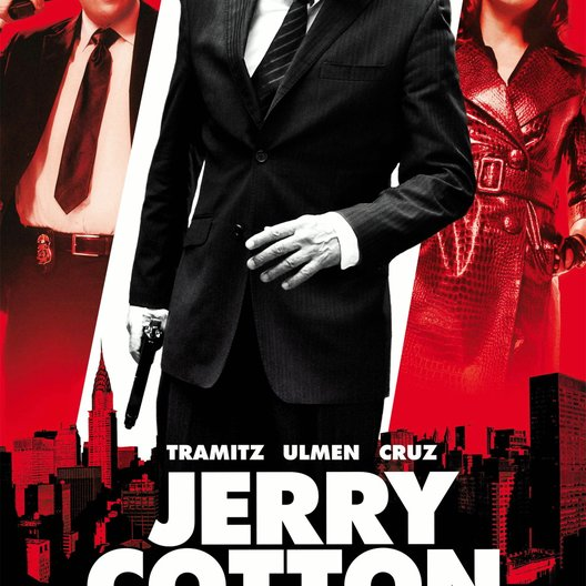 Jerry Cotton Poster
