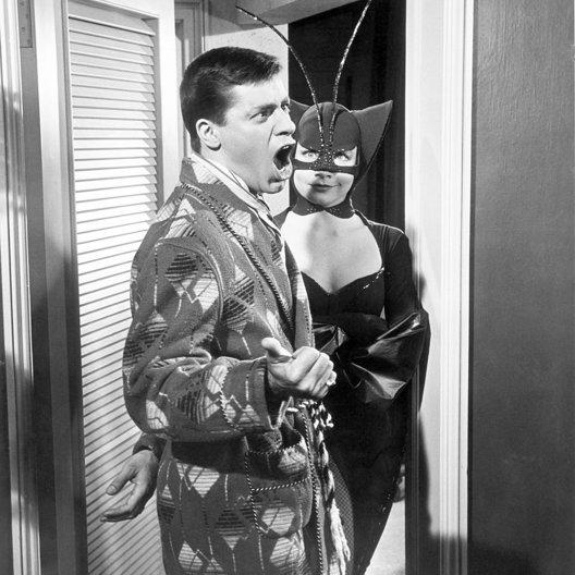 Agentenschreck, Der / Jerry Lewis Poster