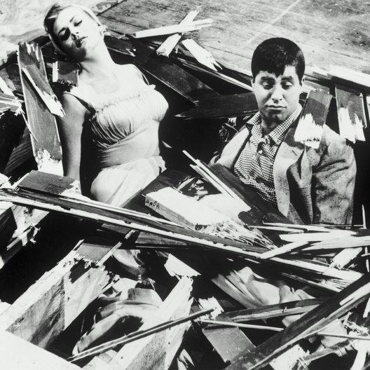 Alles um Anita / Anita Ekberg / Jerry Lewis Poster