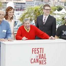 Legrand, Michel / Bishé, Kerry / Lewis, Jerry / Noah, Daniel / Pollak, Kevin / 66. Internationale Filmfestspiele von Cannes 2013 Poster