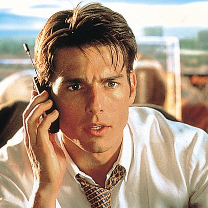 Jerry Maguire - Spiel des Lebens / Tom Cruise Poster