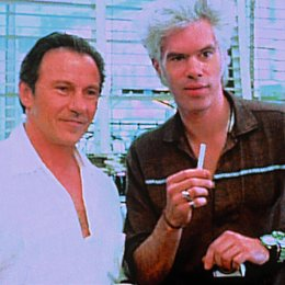 Blue in the Face / Harvey Keitel / Jim Jarmusch Poster