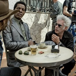 Limits of Control, The / Jim Jarmusch / Set Poster