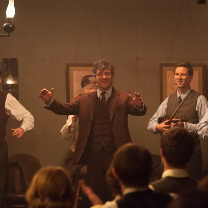 Jimmy's Hall / Barry Ward Poster