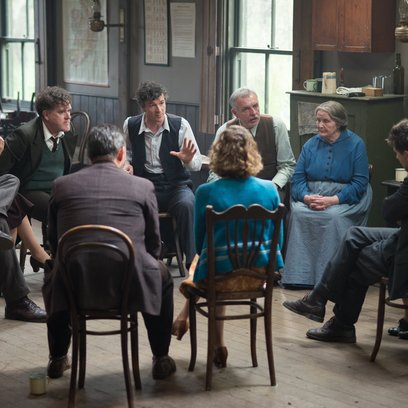 Jimmy's Hall / Seamus Hughes, Denise Gough, Mikel Murfi, Barry Ward,Martin Lucey, Aileen Henry Poster