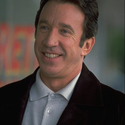 Joe Jedermann / Tim Allen Poster