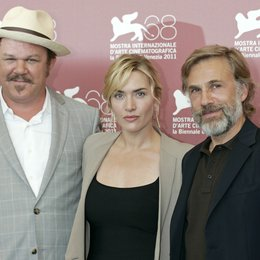 John C. Reilly / Kate Winslet / Christoph Waltz / 68. Internationale Filmfestspiele Venedig 2011 Poster