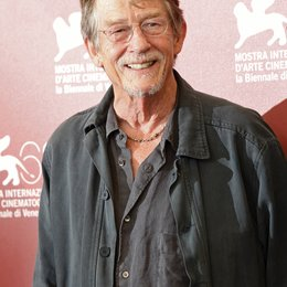 John Hurt / 68. Internationale Filmfestspiele Venedig 2011 Poster