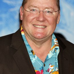 "Lasseter, John / Weltpremiere von ""Frozen"" in Hollywood Poster"