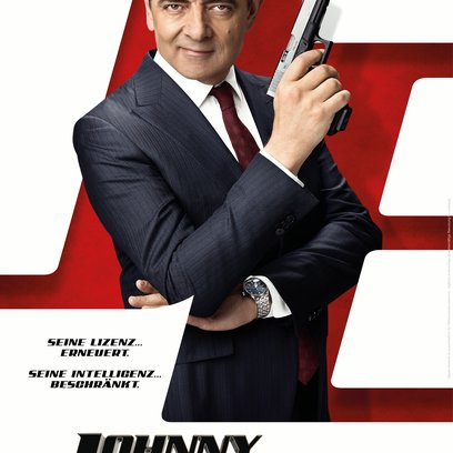 Johnny English - Man lebt nur dreimal Poster