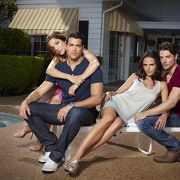 Dallas (1. Staffel) / Julie Gonzalo / Joshua Henderson / Jesse Metcalfe / Jordana Brewster Poster