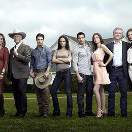 Dallas (1. Staffel) / Larry Hagman / Linda Gray / Julie Gonzalo / Patrick Duffy / Joshua Henderson / Jesse Metcalfe / Jordana Brewster / Brenda Strong Poster