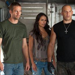Fast & Furious Five / Fast Five / Paul Walker / Jordana Brewster / Vin Diesel Poster