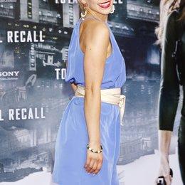 Julia Dietze / Filmpremiere Total Recall Poster
