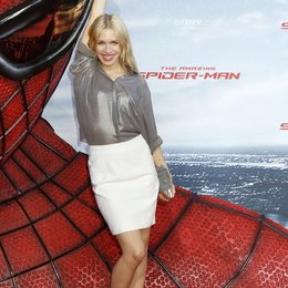 "Julia Dietze / ""The Amazing Spider Man"" Photocall Poster"