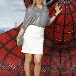 """Julia Dietze / """"The Amazing Spider Man"""" Photocall Poster"""