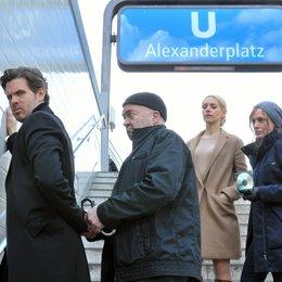 starkes Team: Tödliche Verführung, Ein (ZDF) / Maja Maranow / Julia Dietze / Steffen Groth / Florian Martens Poster