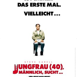 Jungfrau (40), männlich, sucht ... / Jungfrau (40 ), männlich, sucht ... Poster