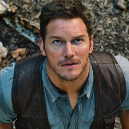 Jurassic World / Chris Pratt Poster