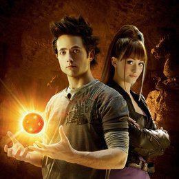 Dragonball Evolution / Justin Chatwin / Emmy Rossum Poster