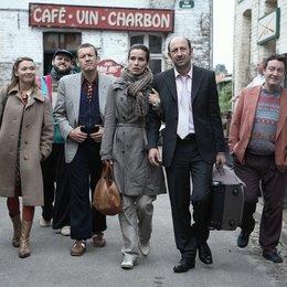 Willkommen bei den Sch'tis / Dany Boon / Zoé Félix / Kad Merad / Philippe Duquesne Poster