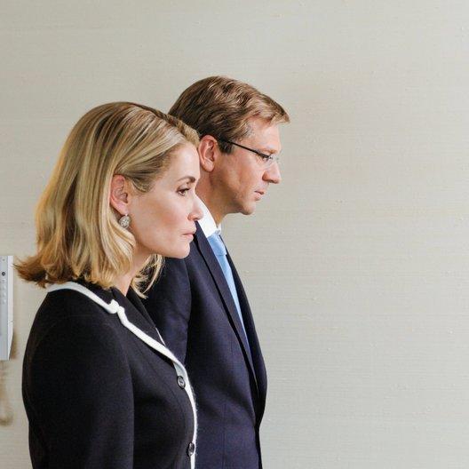 Rücktritt, Der (Sat.1) / Anja Kling / Kai Wiesinger Poster