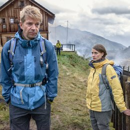 Tote im Eis, Der (ZDF) / Marie Rönnebeck / Kai Wiesinger Poster