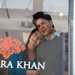 My Name Is Khan / Kajol Devgan / Shah Rukh Khan Poster