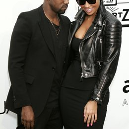 Kanye West / Amber Rose / amFar (American Foundation for Aids Research) Mailand 2009 Poster