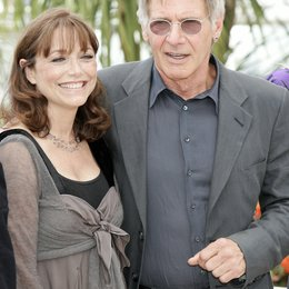 Allen, Karen / Harrison Ford / 61. Filmfestival Cannes 2008 Poster