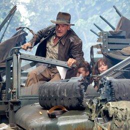 Indiana Jones und das Königreich des Kristallschädels / Indiana Jones - The Complete Collection Poster