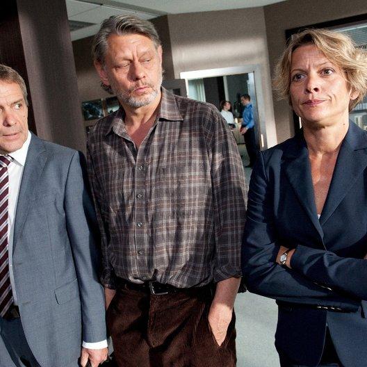 Fall für zwei: Das Versteck, Ein (ZDF / ORF / Schweizer Radio und Fernsehen (SRF)) / Oliver Bröcker / Laura Tonke Poster