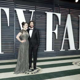 Dennings, Kat / Groban, Josh / Vanity Fair Oscar Party 2015 Poster