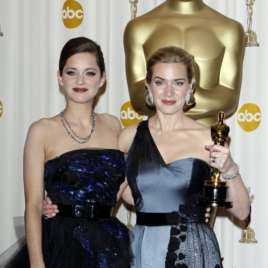 Cotillard, Marion / Winslet, Kate / Oscar 2009 / 81th Annual Academy Awards Poster