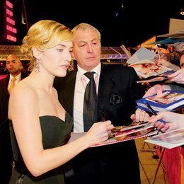 """Deutschlandpremiere von """"Der Vorleser"""" auf der 59. Berlinale / Kate Winslet Poster"""
