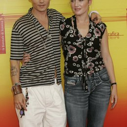 Filmfestspiele Venedig 2004 / Johnny Depp / Kate Winslet / Finding Neverland Poster