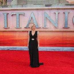 Premiere: Titanic 3D / Kate Winslet Poster