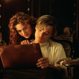 Titanic 3D / Kate Winslet / Leonardo DiCaprio Poster