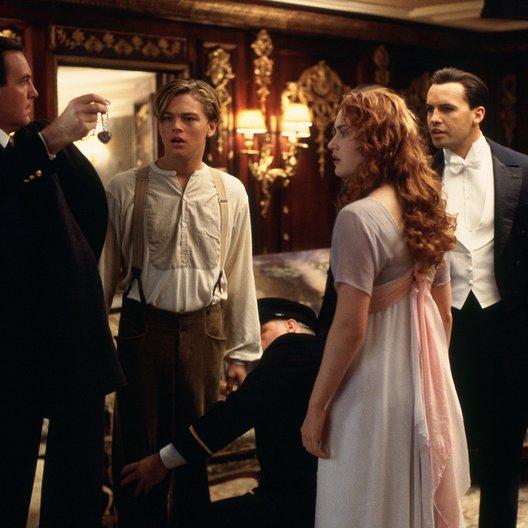 Titanic 3D / Leonardo DiCaprio / Kate Winslet Poster