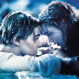 Titanic / Leonardo DiCaprio / Kate Winslet Poster